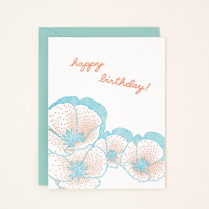 Thumbnail for Birthday Poppies